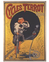 Cycles Terrot Fine Art Print