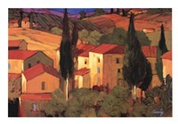 Terracotta Vista Fine Art Print