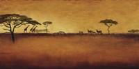 Serengeti I Fine Art Print