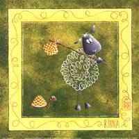 """Christofolo by John James Audubon - 12"""" x 12"""""""