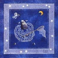 "Luno by John James Audubon - 12"" x 12"", FulcrumGallery.com brand"