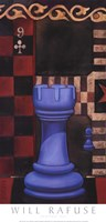 Game Piece - Rook Fine Art Print