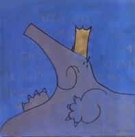 "Mole by John James Audubon - 12"" x 12"""
