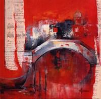 Venise Melodie I Fine Art Print