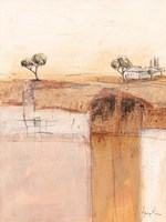"Countryside II by John James Audubon - 12"" x 16"""