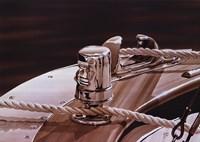 """En Escale by John James Audubon - 39"""" x 28"""""""