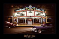 Roxie Picture Palace Fine Art Print
