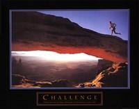 Challenge – Runner Fine Art Print