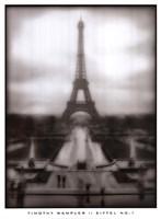 Eiffel No.1 Framed Print