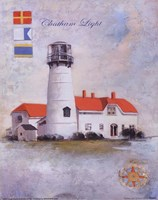 Chatham Light Fine Art Print