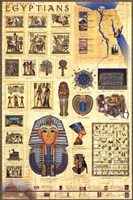 Egyptians Fine Art Print