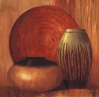 "Ceramic Study II - Petite by Jillian Jeffrey - 12"" x 12"""