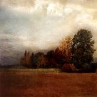 Autumn Horizon II Fine Art Print