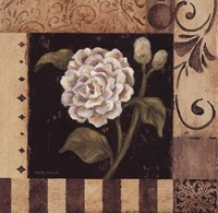 Victorian Summer IV - Petite Framed Print