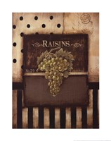 """Raisins - a by Kimberly Poloson - 16"""" x 20"""""""