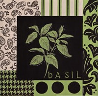"""12"""" x 12"""" Basil Pictures"""
