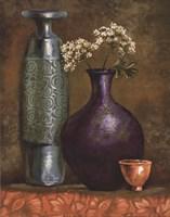 Persian Gardens II - Mini Fine Art Print