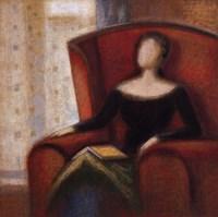 Pensive II Fine Art Print
