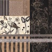 """Birds Of A Feather II by Carol Robinson - 12"""" x 12"""""""