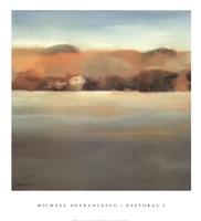 """Pastoral I by Michael Defrancesco - 20"""" x 22"""""""