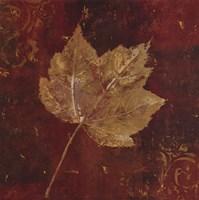 """Golden Fall II by John James Audubon - 12"""" x 12"""""""