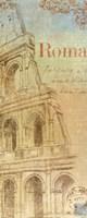 Travel Monuments IV Framed Print
