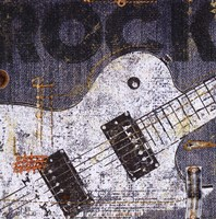 Rock Concert II Fine Art Print