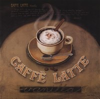Cafe-Latte Fine Art Print
