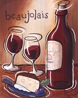 Beaujolais Fine Art Print