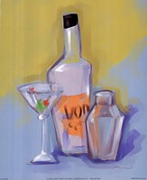 Vodka Fine Art Print