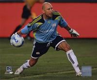 "Matt Reis 2007 Soccer Action; #91 by John James Audubon - 10"" x 8"""