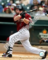 Jeff Bagwell Batting Action Fine Art Print