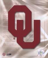Oklahoma University 2008 Logo Fine Art Print
