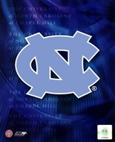 University of North Carolina 2008 Logo Fine Art Print