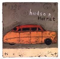 Hudson Hornet Framed Print