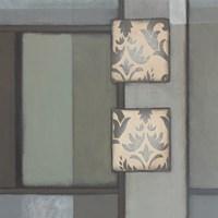 Patchwork Patterns II Fine Art Print