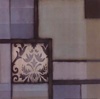 Patchwork Patterns I Fine Art Print