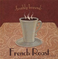 French Roast Coffee Fine Art Print