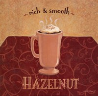 Hazelnut Coffee Fine Art Print