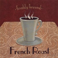 French Roast Coffee Fine Art Print
