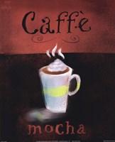 "Caffe Mocha by Anthony Morrow - 8"" x 10"""