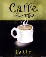"""Caffe Latte by Anthony Morrow - 8"""" x 10"""""""