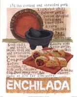 Enchilada Fine Art Print