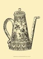 Delft Pottery III Fine Art Print