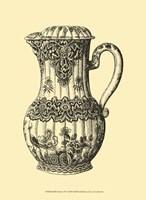 Delft Pottery IV Fine Art Print
