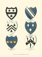 Coat of Arms I Fine Art Print