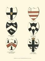 Coat of Arms IV Fine Art Print