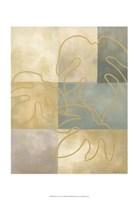 "Arbor Leaves I by Chariklia Zarris - 13"" x 19"""
