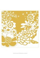 "Vibrant Tokyo Garden II by Chariklia Zarris - 13"" x 19"""