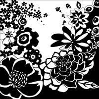 Tokyo Garden I Fine Art Print